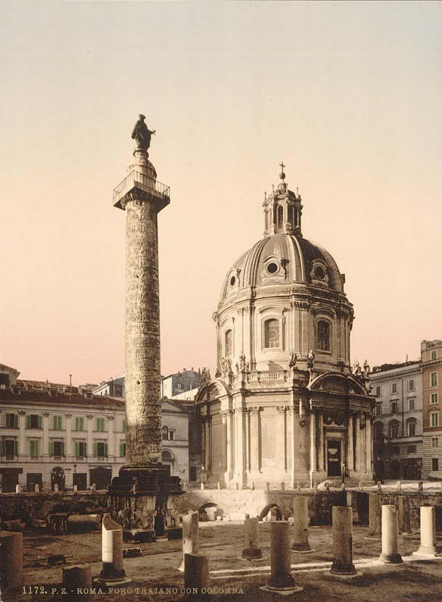 Old photos of Rome, Lazio - 1 page